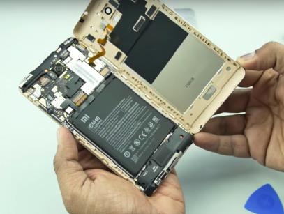 Sửa thay ổ cứng Xiaomi Mi 3