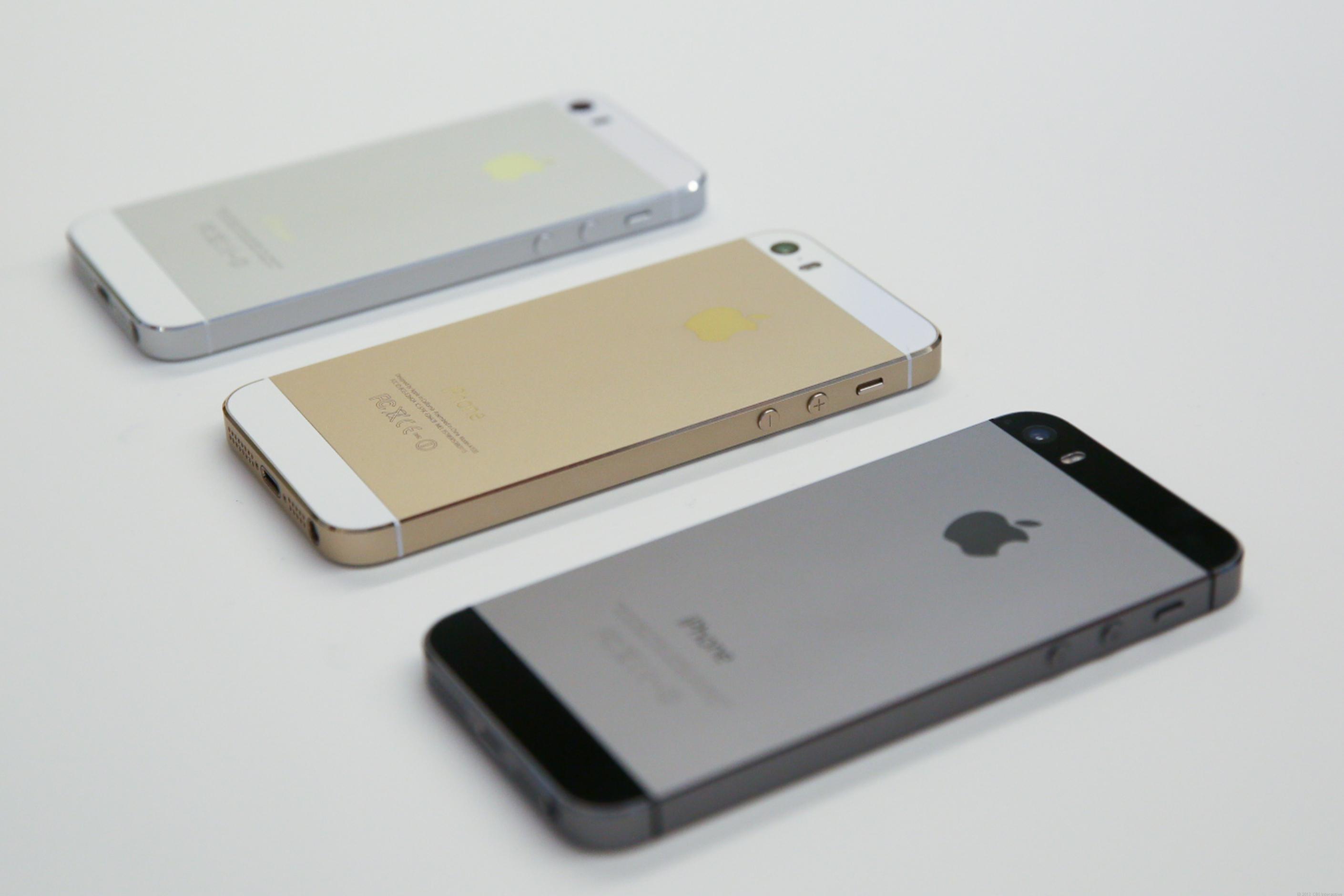 Thay vỏ iPhone  5S/ đủ màu