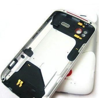 Thay vỏ HTC G18 /  Sensation XE / Z715e – Bộ vỏ full, màu trắng