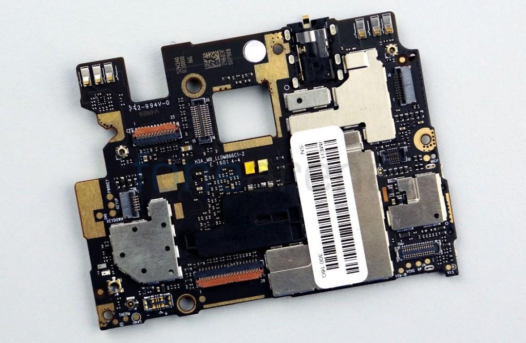 Sửa thay ổ cứng Xiaomi RED Mi NOTE 3/PRO