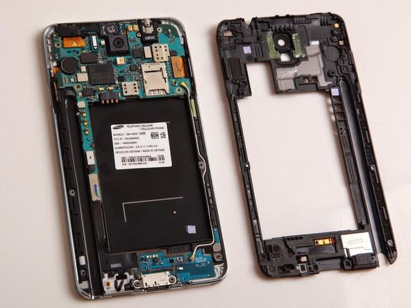 Sửa Ic sóng Samsung Note 4