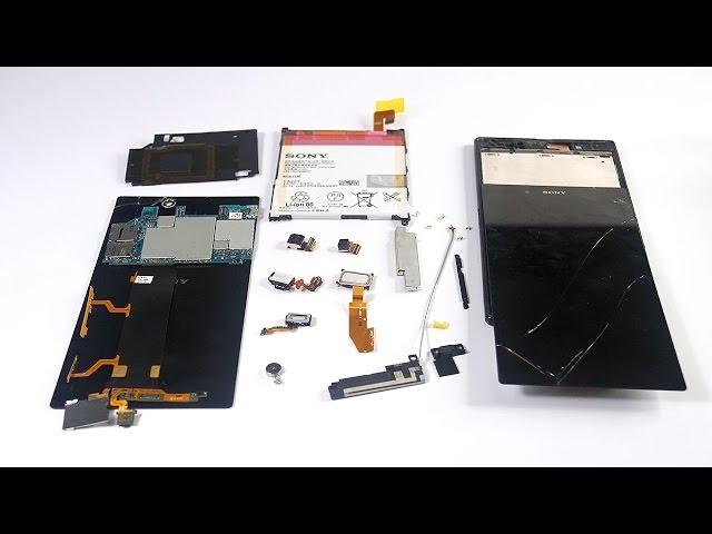 Sửa Ic sóng Sony Z