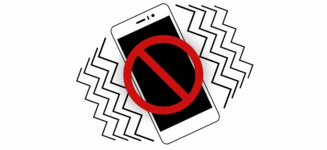 iphone không rung