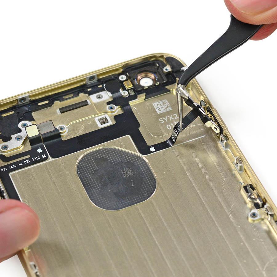 Thay dây nút nguồn iPhone 7