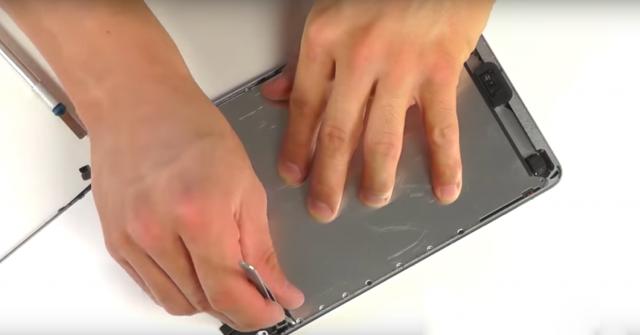 Thay vỏ Ipad Mini 4 Wifi