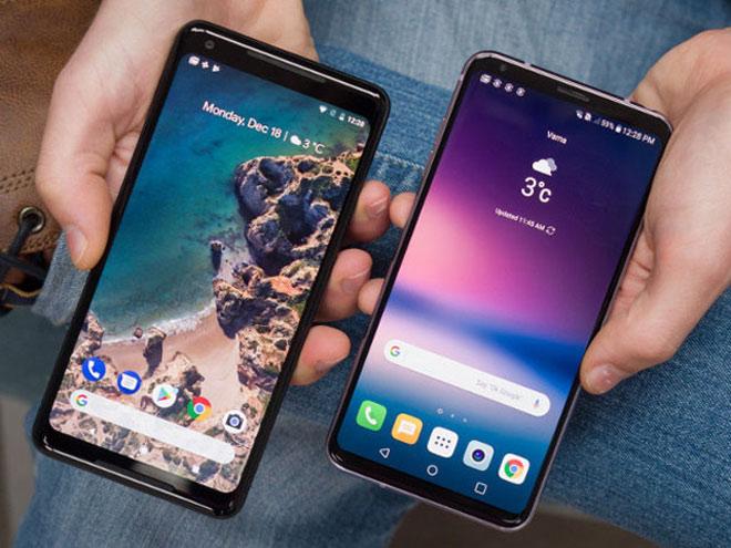 Hỗ trợ smartphone Android dùng trong quá trình sửa chữa