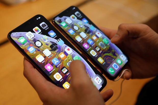 Mách bạn cách chụp ảnh màn hình trên bộ ba iPhone Xr, iPhone Xs và iPhone Xs Max