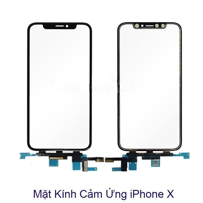 Thay kính cảm ứng iPhone X