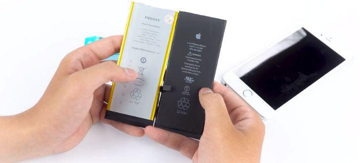 Cần thay pin iPhone thì nên chọn loại pin nào ?