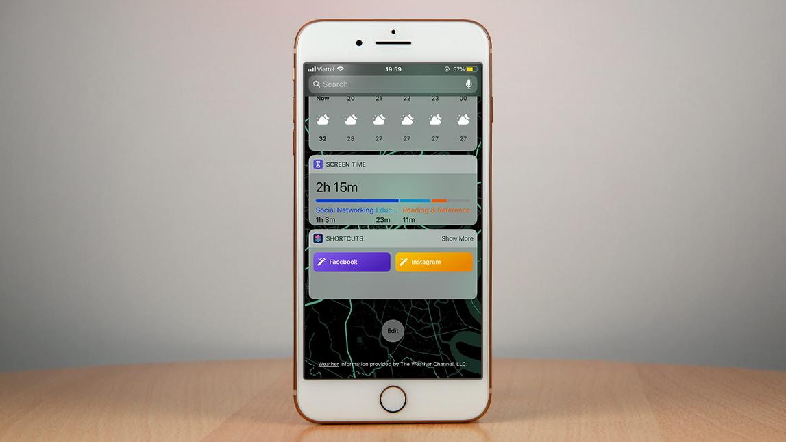 Tạo phím tắt để truy cập nhanh vào ứng dụng trên iPhone đơn giản