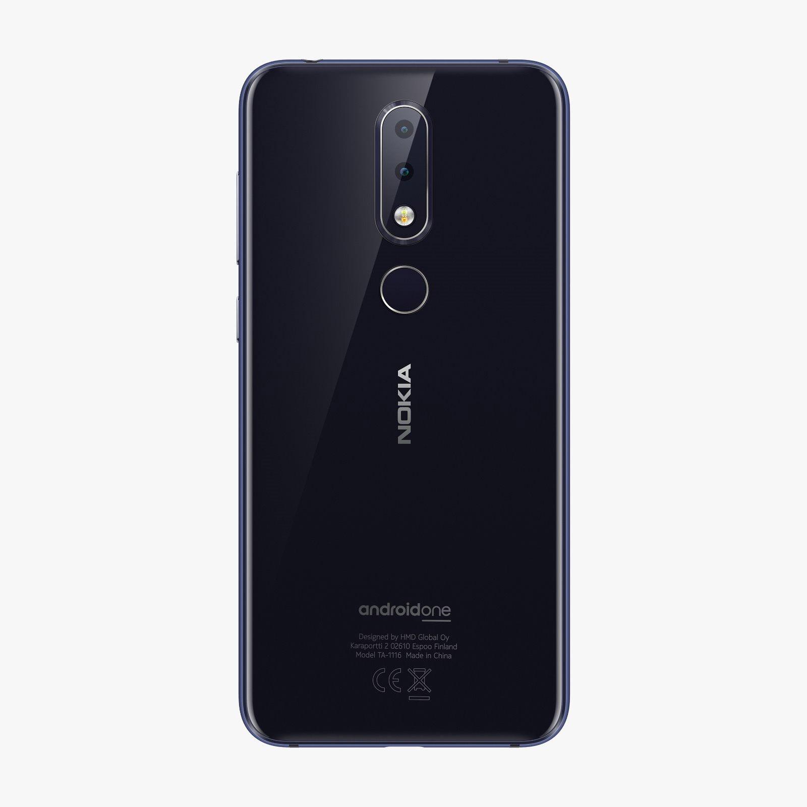 Thay kính lưng Nokia 6.1 Plus