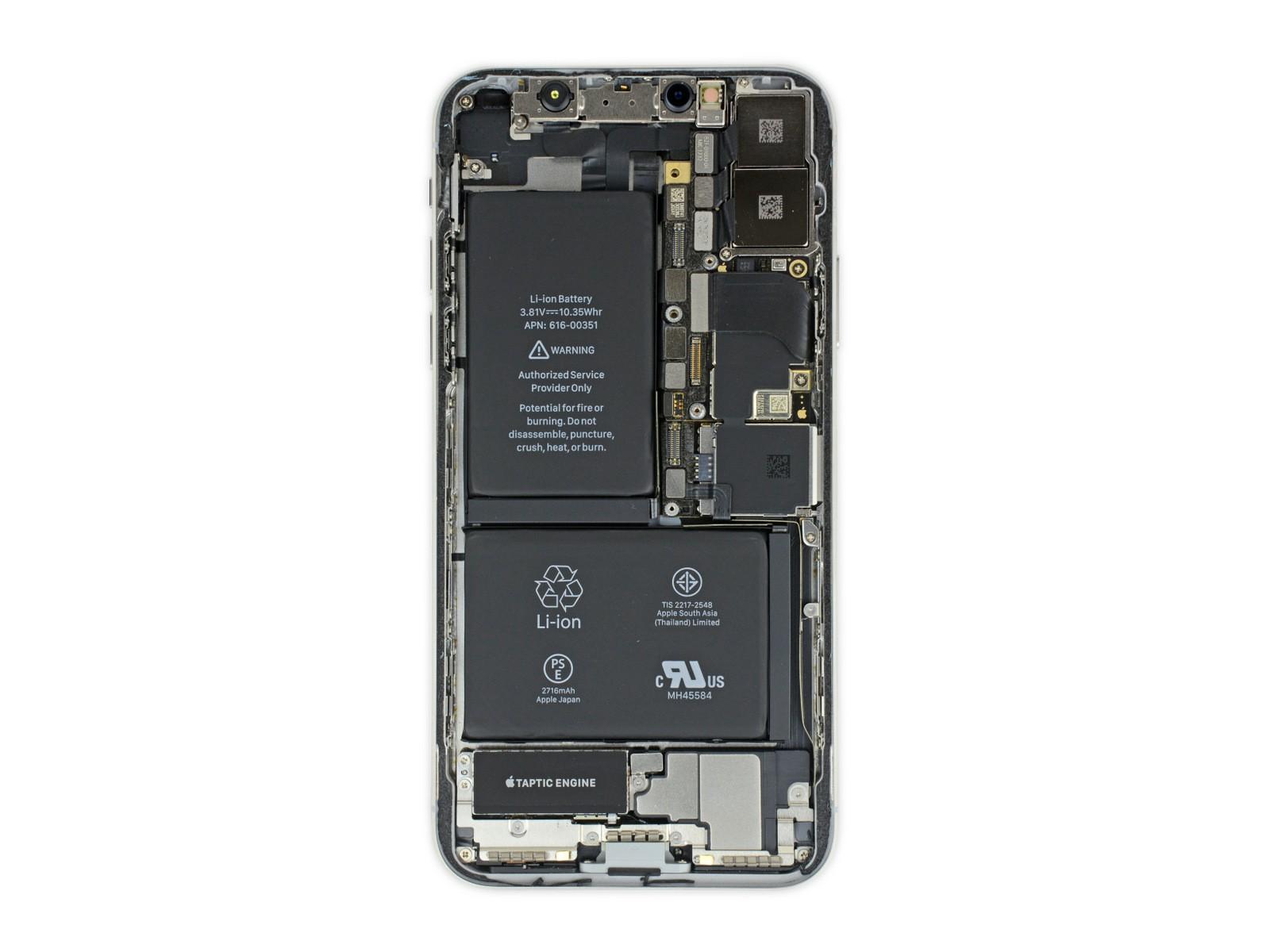 Sửa IC Sạc iPhone X