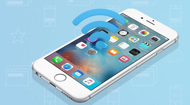 Bạn đã biết cách phát Wifi đúng cách trên iPhone chưa ?