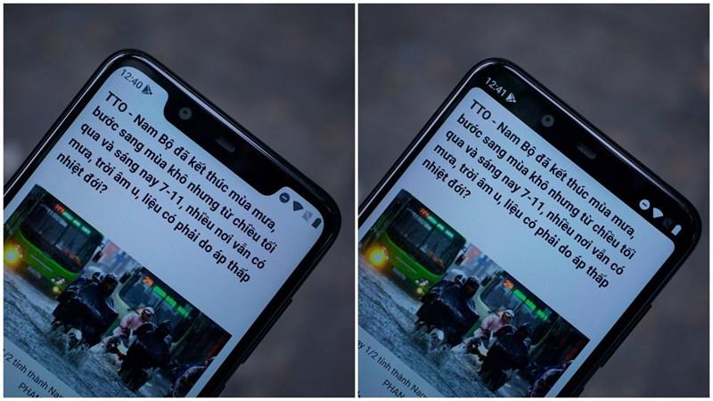 """Cách tắt """"tai thỏ"""" của Nokia 5.1 Plus và Nokia 6.1 Plus đơn giản nhất"""
