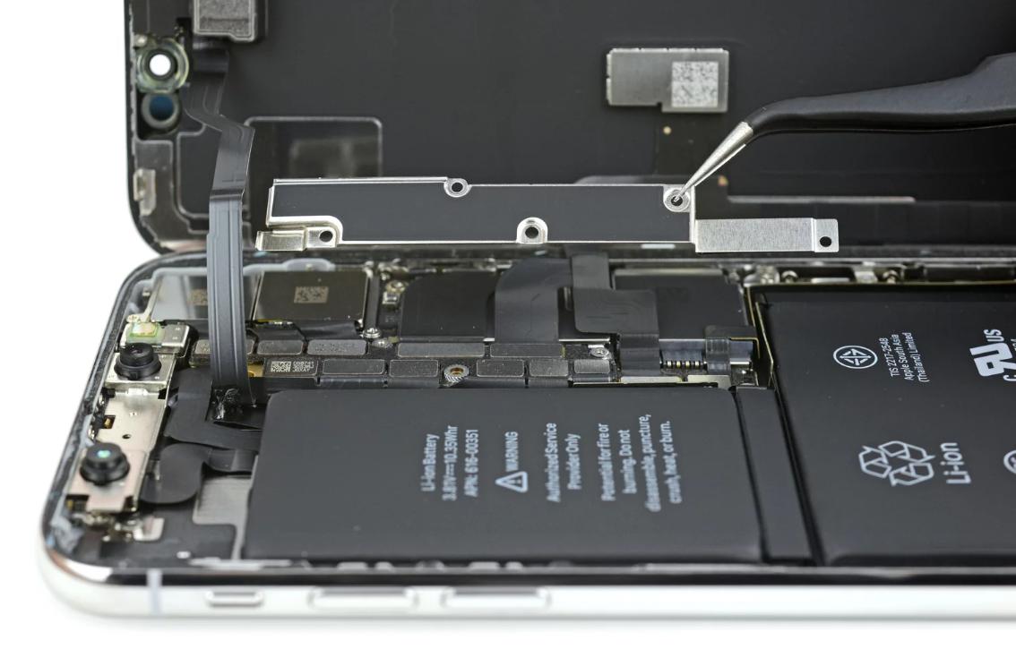 Sửa IC cảm biến iPhone X