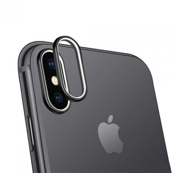 Thay kính camera sau iphone XS max