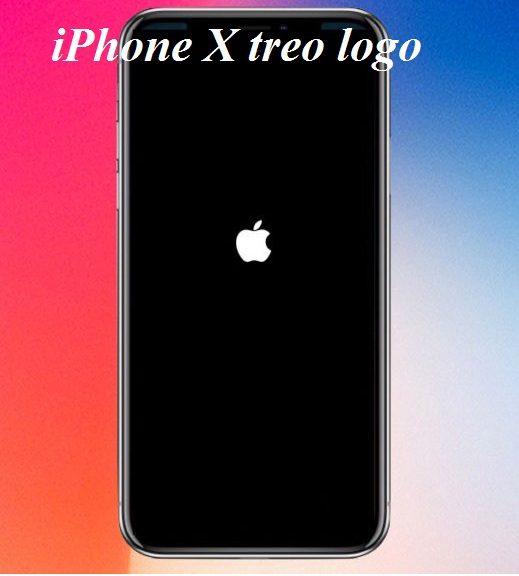 Lỗi Treo Logo iPhone X