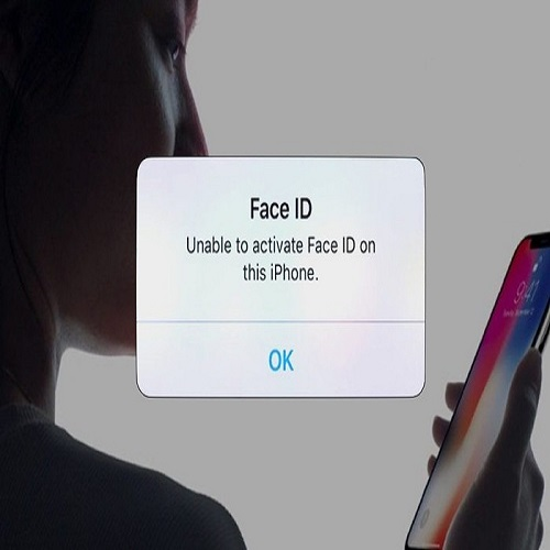 Lỗi Face ID iPhone X