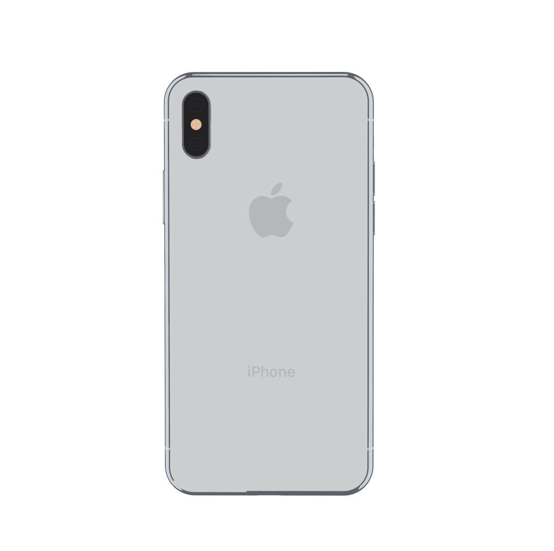 Thay vỏ iPhone X Loại 2
