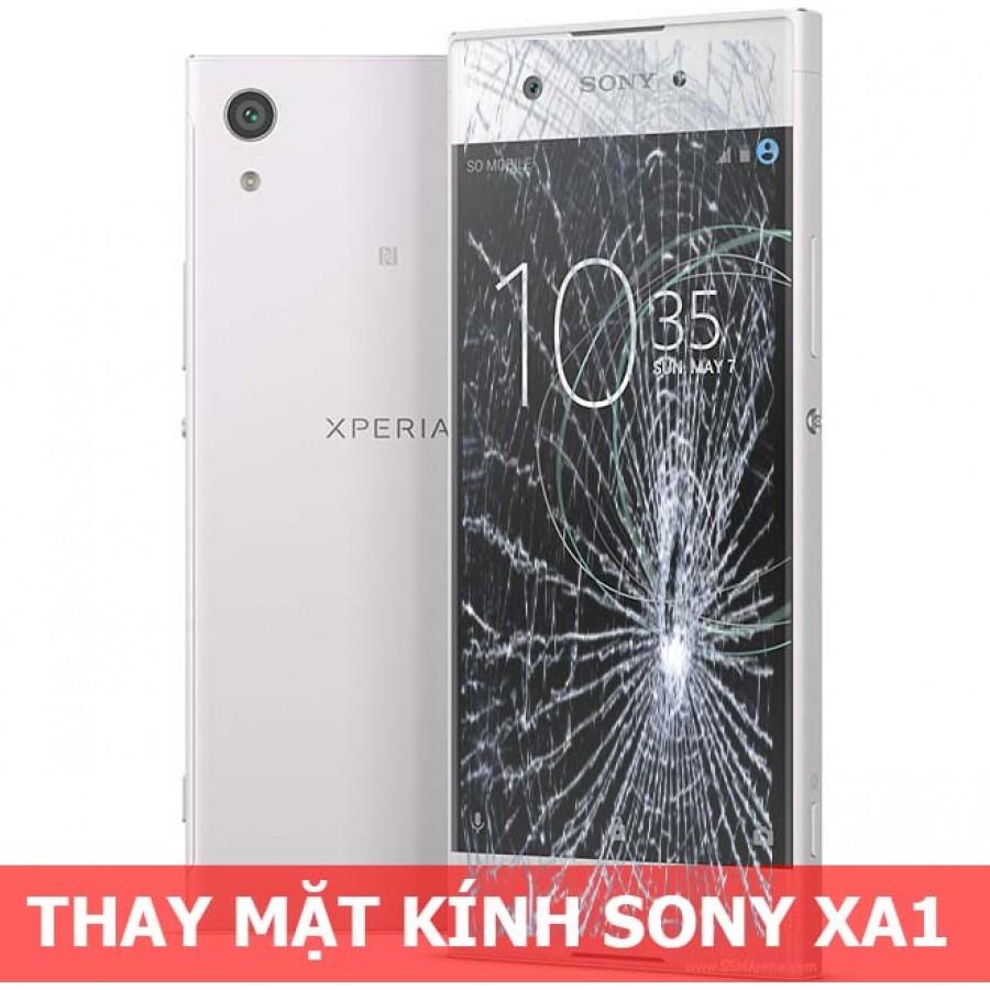 Thay kính Sony XA1