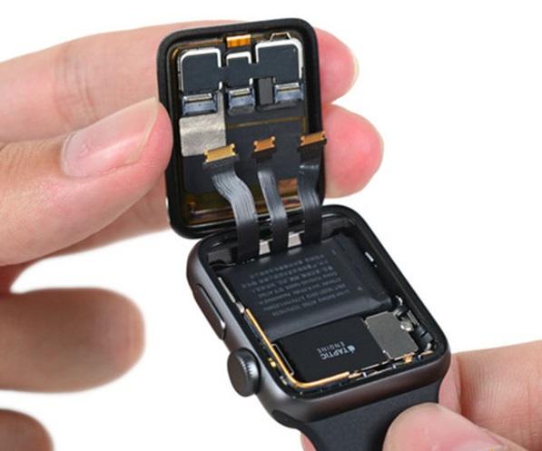 Thay mặt kính Apple Watch Seri 3