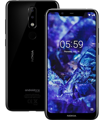 Thay kính Nokia 5.1 plus