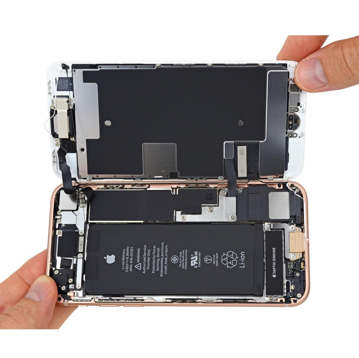 Sửa sóng iPhone 8 plus