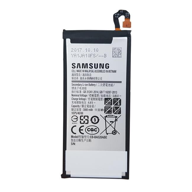 Thay pin Samsung Galaxy A7 2017
