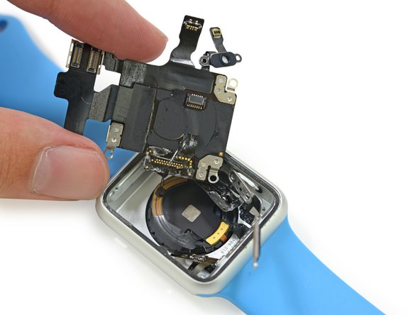 Thay dây nguồn Apple Watch Seri 1