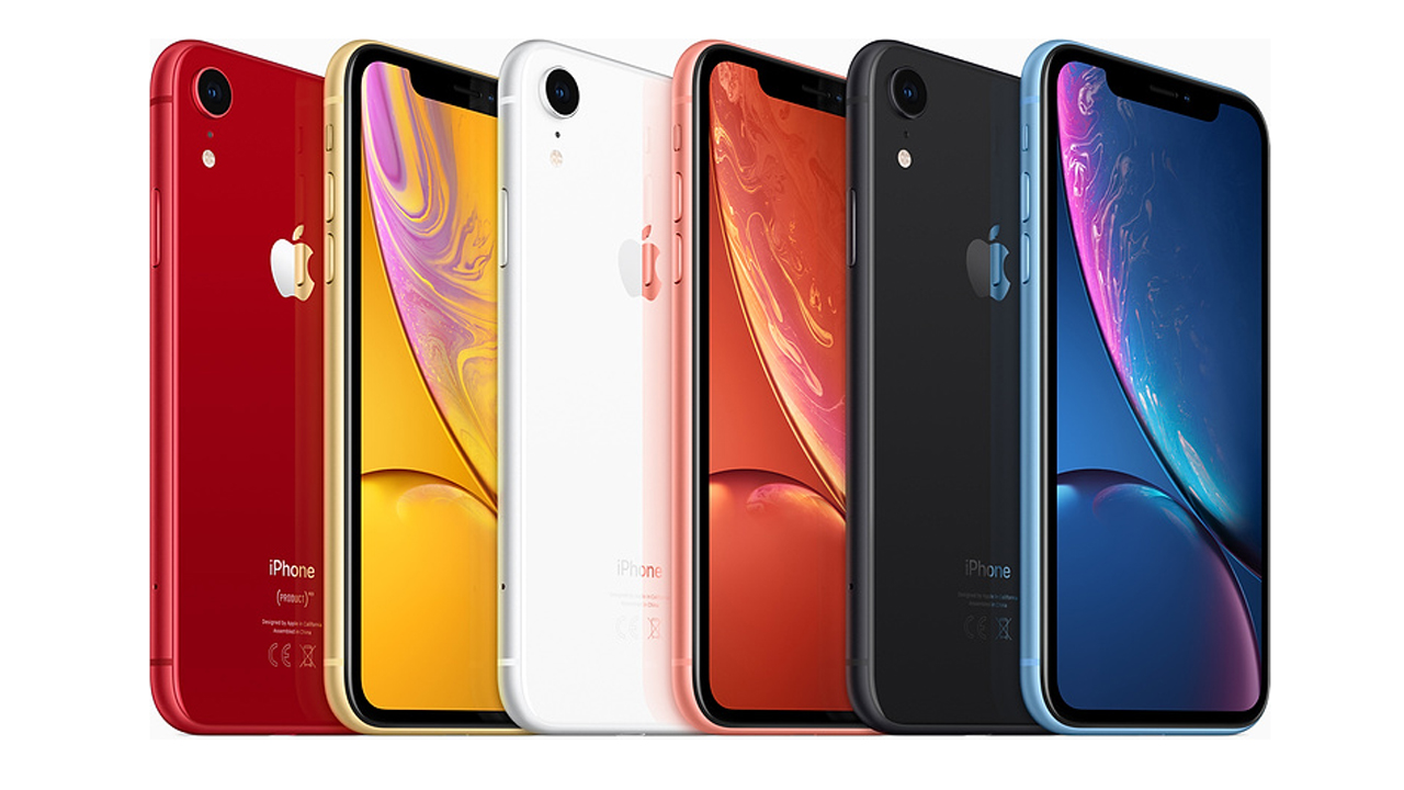 Thay kính lưng iPhone XR đủ màu