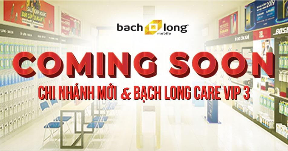 """[SẮP KHAI TRƯƠNG] Chi nhánh Bạch Long Care VIP 3 tại """"con đường vàng"""""""