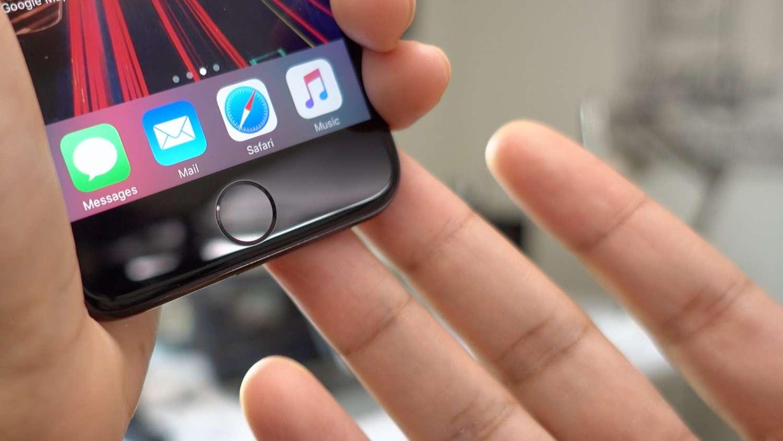 Giải pháp mới khi iPhone 7 bị hư nút Home cảm ứng