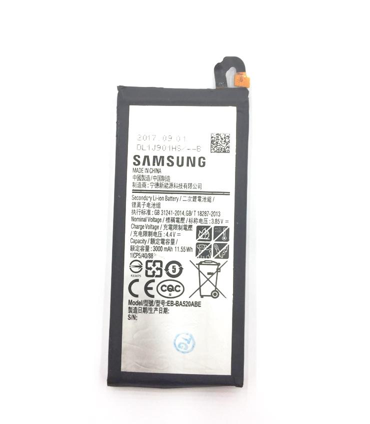 thay pin samsung A520F/ 2017