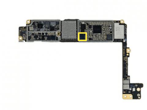 Sửa IC âm thanh Iphone 8 Plus