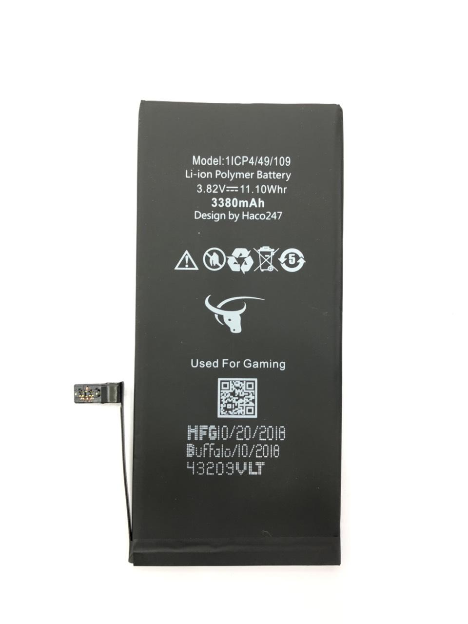 Thay pin Trâu dung lượng cao iPhone 6 Plus