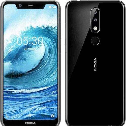 Thay kính lưng Nokia 5.1 Plus