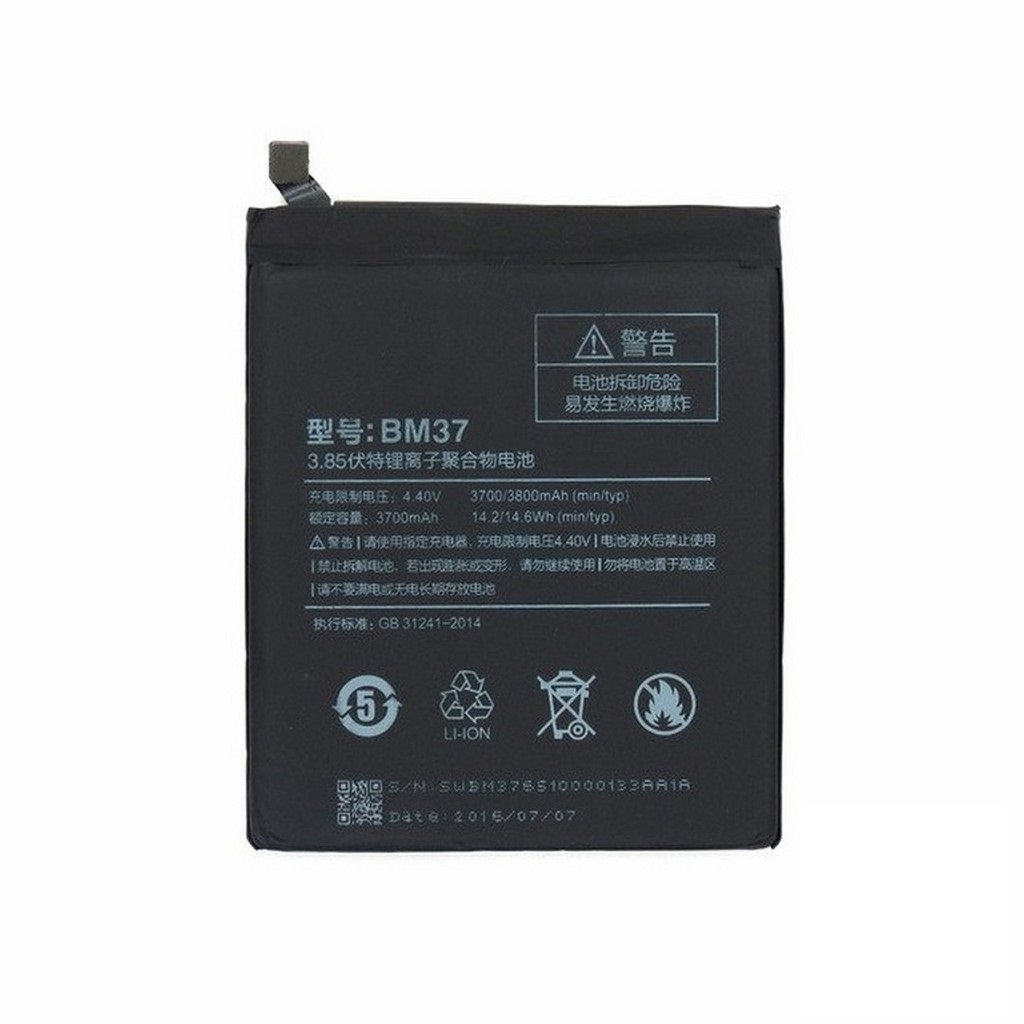 Thay pin Xiaomi Mi 5s Plus