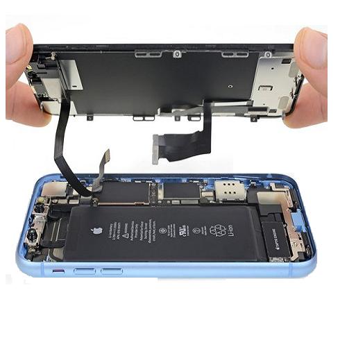 Thay cáp volum gạt rung iPhone Xr