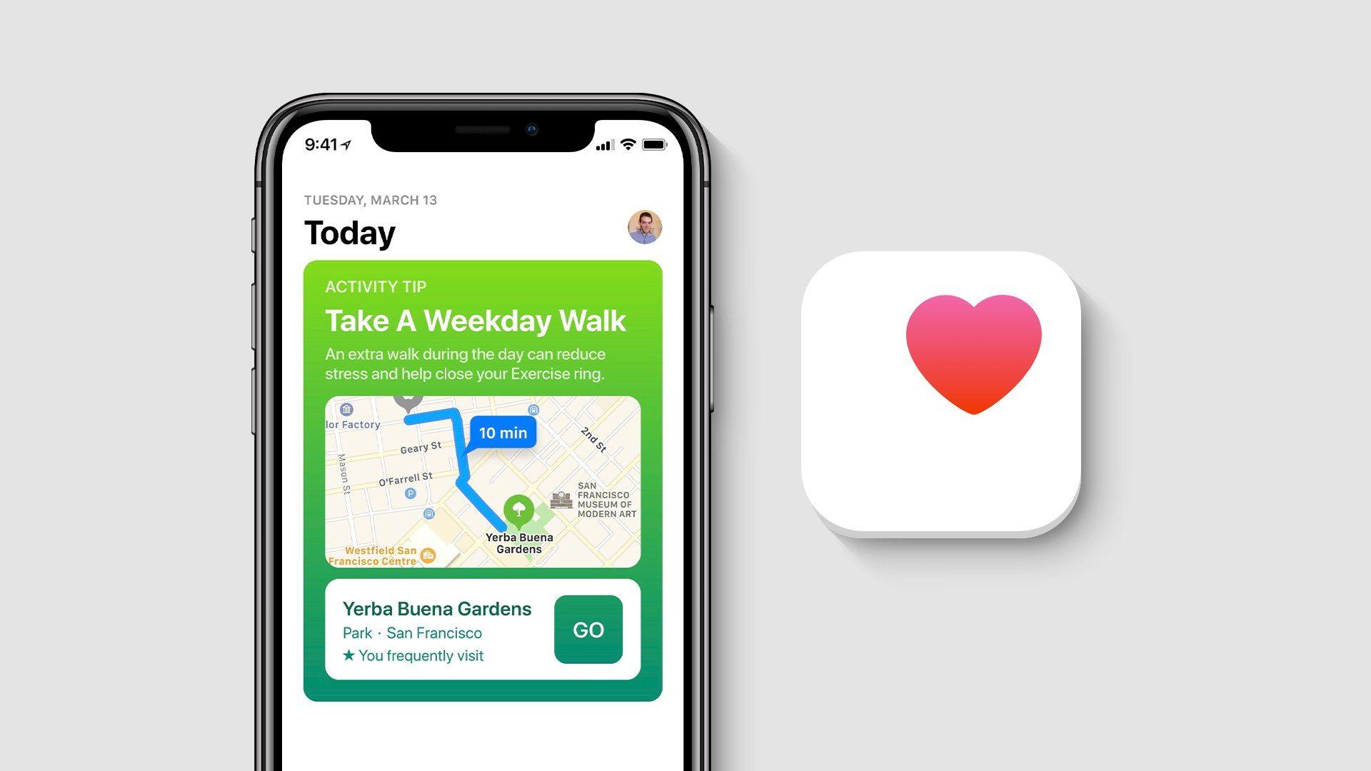 [Đừng bỏ qua] Ứng dụng Sức khỏe – Tính năng trên iPhone có thể cứu mạng chủ nhân