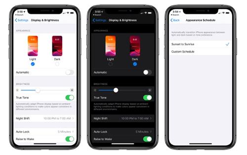 DarkMode giúp iPhone tiết kiệm pin hơn