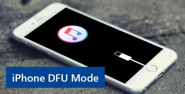 Chế độ DFU iPhone, công cụ sửa các lỗi cứng đầu