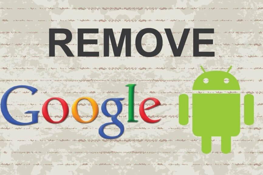 Cách thêm và xóa tài khoản trên smartphone Android