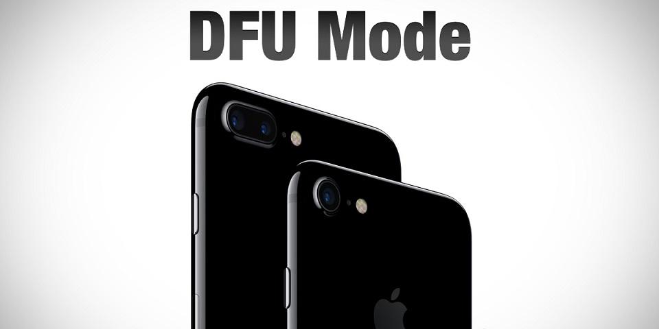 Cách đưa iPhone/iPad về chế độ DFU