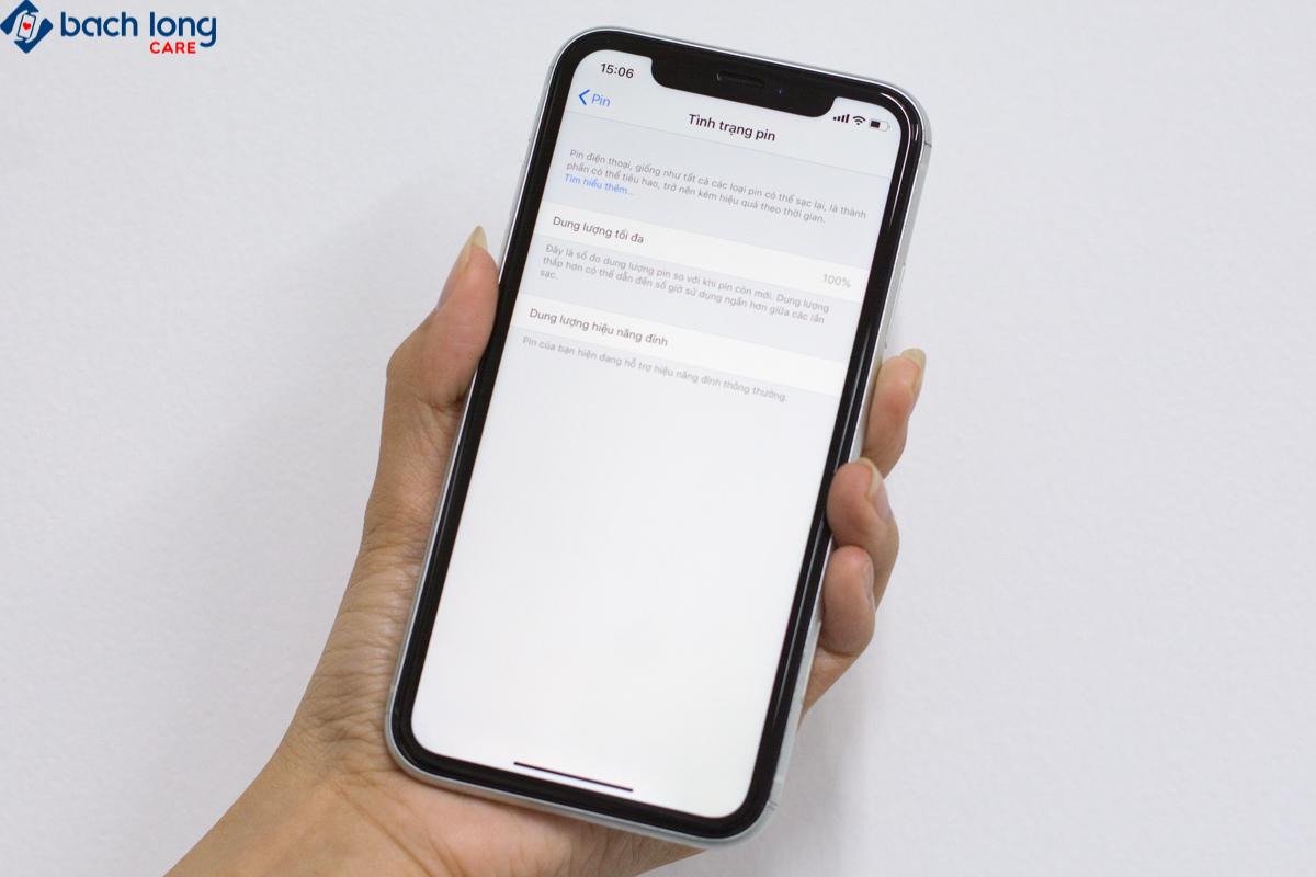 Thay pin iPhone chính hãng – Giảm ngay 30% kèm bảo hành lên đến 2 năm