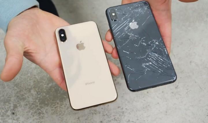 Thay Kính Lưng iPhone XS Max