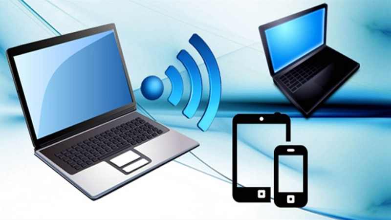 Cách để phát Wifi bằng Laptop rất hữu ích