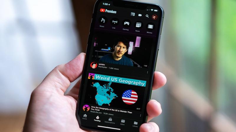 Tải video chất lượng cao trên Youtube bằng phím tắt với iPhone rất đơn giản