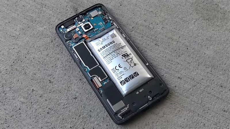 Cách phát hiện và xử lý khi Pin điện thoại bị phồng