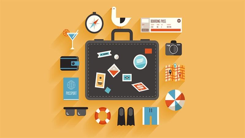 Những món đồ công nghệ bạn nên mang theo bên mình khi đi du lịch