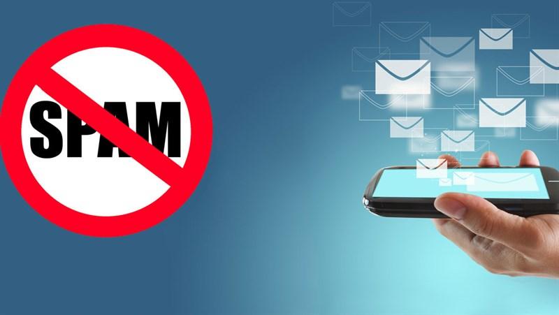 Cú pháp để bạn chặn các tin nhắn quảng cáo rác từ mọi nhà mạng